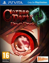 Corpse Party: Blood Drive - Everafter Edition (английская версия, PS Vita)