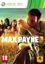 Max Payne 3 (Xbox 360) (GameReplay)