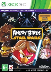 Angry Birds Star Wars (Xbox360) (GameReplay)