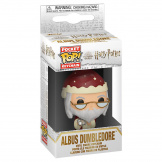 Брелок Funko POP Harry Potter Holiday – Dumbledore (51207-PDQ)