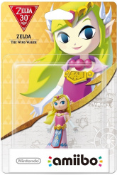 Фигурка amiibo - Зельда (The Wind Waker)