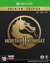 Mortal Kombat 11. Premium Edition (Xbox One)
