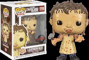 Фигурка Funko POP Texas Chainsaw Massacre – Leatherface w/Hammer (Exc) (39716)