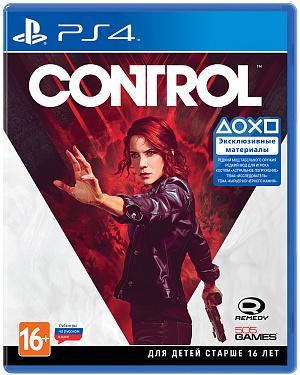 Control. Стандартное издание (PS4) фото