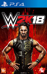 WWE 2K18 (PS4) (GameReplay)