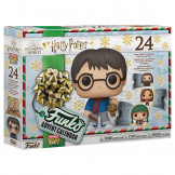 Фигурка Funko Figure: Advent Calendar – Harry Potter 24pc (Pkt POP) (50730)