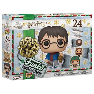 Фигурка Funko Figure: Advent Calendar – Harry Potter 24pc (Pkt POP) (50730)