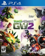 Plants vs. Zombies: Garden Warfare 2 (PS4) (GameReplay)