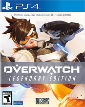 Overwatch Legendary Edition (PS4) (GameReplay)
