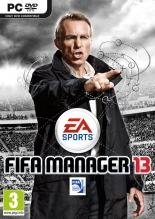 FIFA Manager 13 (PC-DVD)