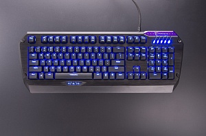 Клавиатура Tesoro Colada Evil Blue