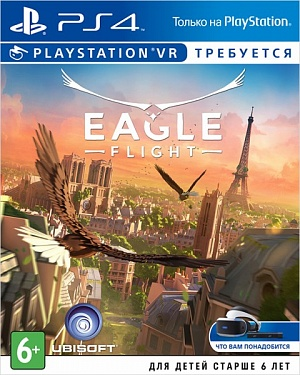 Eagle Flight (PS4) (GameReplay) фото