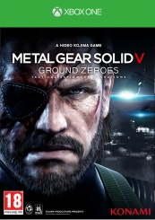 Metal Gear Solid 5(V): Ground Zeroes (Xbox One)