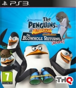 Penguins of Madagascar (PS3) (GameReplay)
