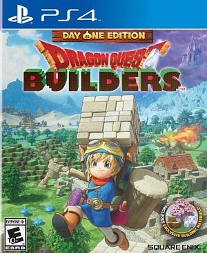 Dragon Quest Builders. Издание первого дня. (PS4)