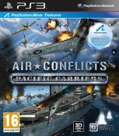 Air Conflicts: Pacific Carriers (PS3) (GameReplay)