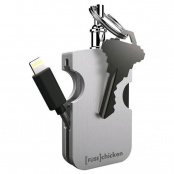 Кабель FuseChicken USB Cable to Lightning Armour Travel 13 см. (UCB100/101-UCB/KRL-100)