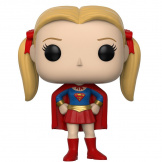 Фигурка Funko POP Friends W2 – Phoebe as Supergirl