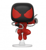 Фигурка Funko POP Marvel: Marvel 80th – Scarlet Spider (Kaine Parker) (Exc) (42977)