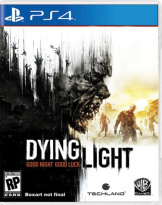 Dying Light (PS4) (GameReplay)