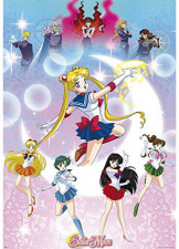 Постер ABYstyle Sailor Moon – Poster Moonlight power (98x68) (ABYDCO333)