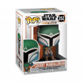 Фигурка Funko POP Star Wars: Mandalorian – Covert Mandalorian (45544)