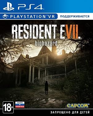 Resident Evil 7: Biohazard (PS4) от GamePark.ru