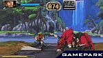 Скриншот Guilty Gear Judegment (PSP), 1