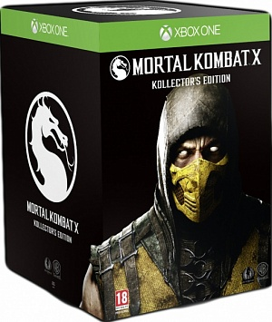Mortal Kombat X Kollector's Edition (XboxOne)